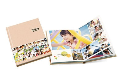 16-Page A5 Size Year Album with Free Delivery