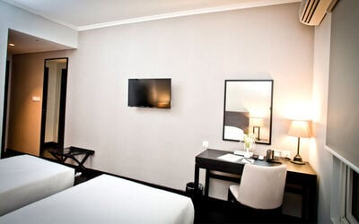 3D2N in Deluxe Room (Room Only)