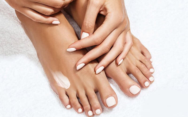 Classic Manicure and Pedicure for 1 Person