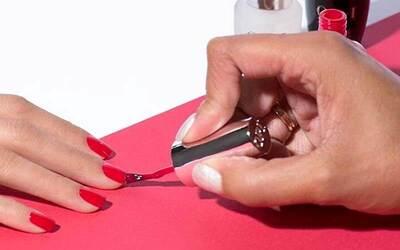 Menicure Pedicure + Nail Polish
