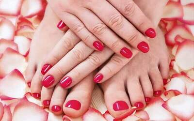 Express Mani-Pedi for 1 Person