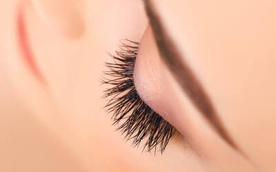 Lash-by-Lash Extension with Touch-Up + Eyebrow Shaping for 1 Person (2 Sessions)