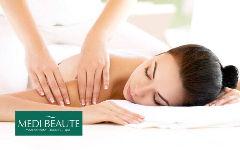 1.5-Hour Full Body Scrub with De-Stress Back Massage for 1 Person
