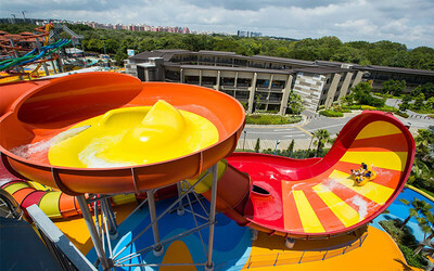 Singapore: (Mon - Fri) Wild Wild Wet Water Park Admission for 1 Adult (Aged 13 and Above)