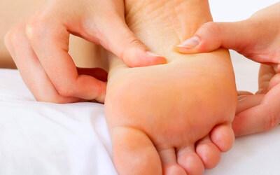 Refleksi + Back Massage