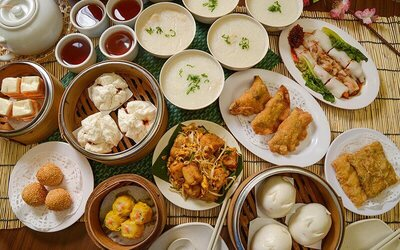 Dim Sum Set C for 6 People