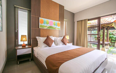 Kuta: Stay 4D3N in Two Bedroom Private Pool Villa for 4 Pax