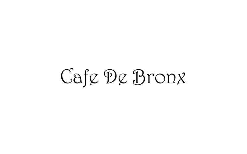 Cafe De Bronx featured image.