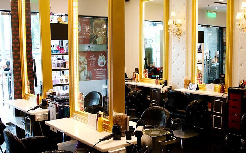 2-Step Olapex Hair Treatment for 1 Person