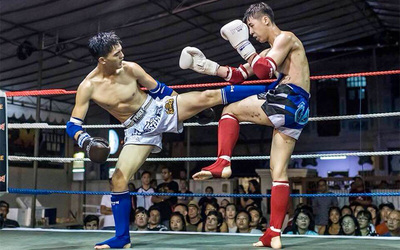 (Morning / Lunch) 1.5-Hour Muay Thai Class for 1 Person (4 Sessions)