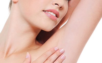 1x Visit Underarm Hair Removal