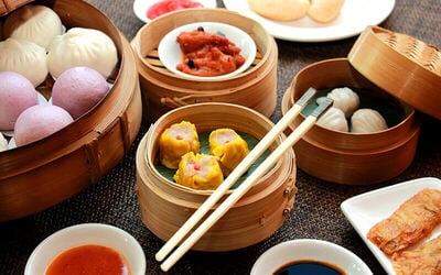[Sunday] All You Can Eat Dimsum for 2 Person