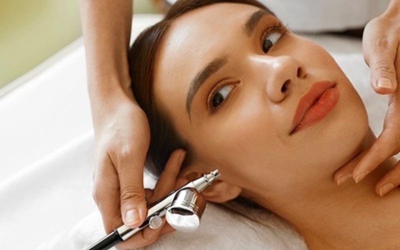 Whitening Oxygen Jet Facial for 1 Person