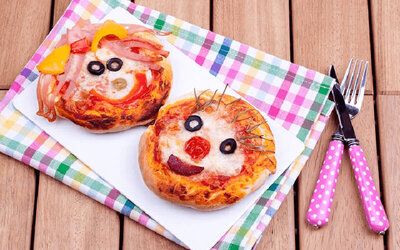 1-Hour Mini Pizza Making Class for 1 Person