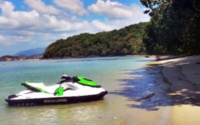 Langkawi: 30-Minute Yamaha Waverunner 1100cc Jetski Ride for 1 Person