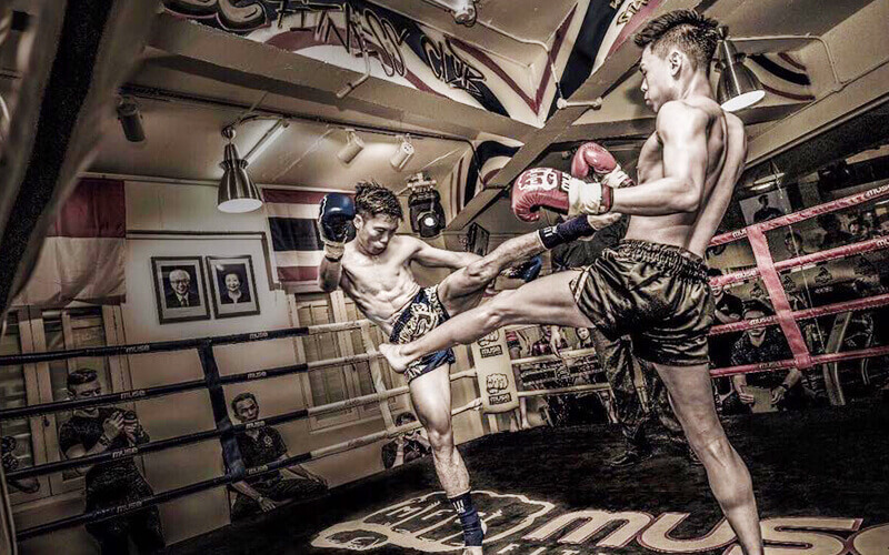 Four (4) 1.5-Hour Classes of Muay Thai for 1 Person