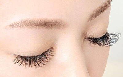 1x Natural Korean Eyelash Extension