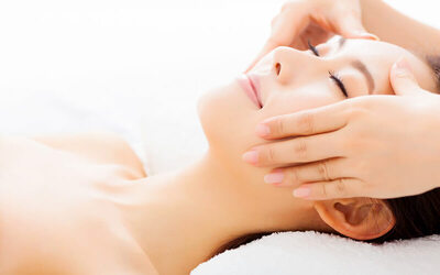 1.5-Hour Hydra Cool Facial + Ear Candling for 1 Person
