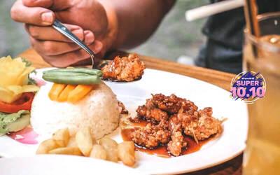 [#Fave1010] Paket Chinese Food untuk 2 Orang