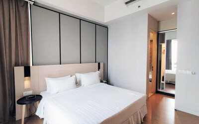 Bukit Bintang: 2D1N Stay in Superior Apartment at ​Swiss Garden Residence by Widebed ​for 2 Person