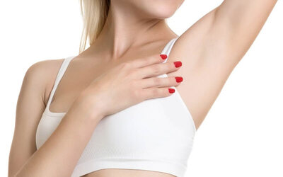 1x IPL Underarms Hair Removal