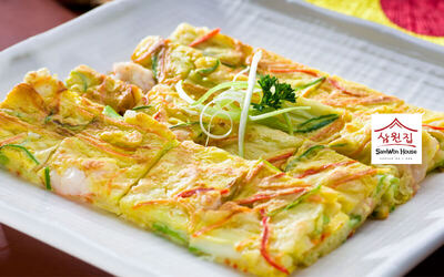 Pajeon for 1 pax