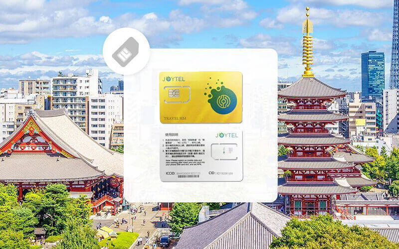 Japan: 5-Day 4G SIM Card (Delivery to West Malaysia)