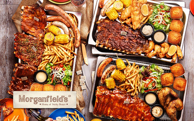 Morganfield's RM50 Cash Voucher