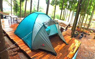 Bogor: 2D1N Wonderful Camp Weekdays (Minggu - Kamis)
