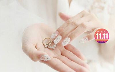 [#FaveSebelas] Buy 1 Get 1 Paket Manicure + Nail Gel + Hand Massage