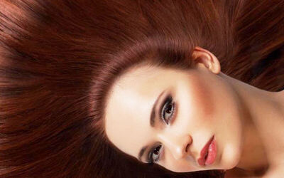 3-Hour Two-Tone Hair Colouring / Nature Rebonding + Cut + Treatment for 1 Person
