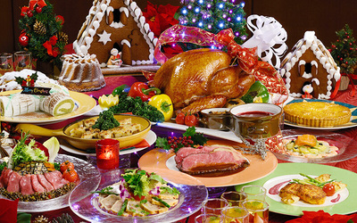(Dec 25, 2018) Christmas Day Brunch Buffet for 1 Person