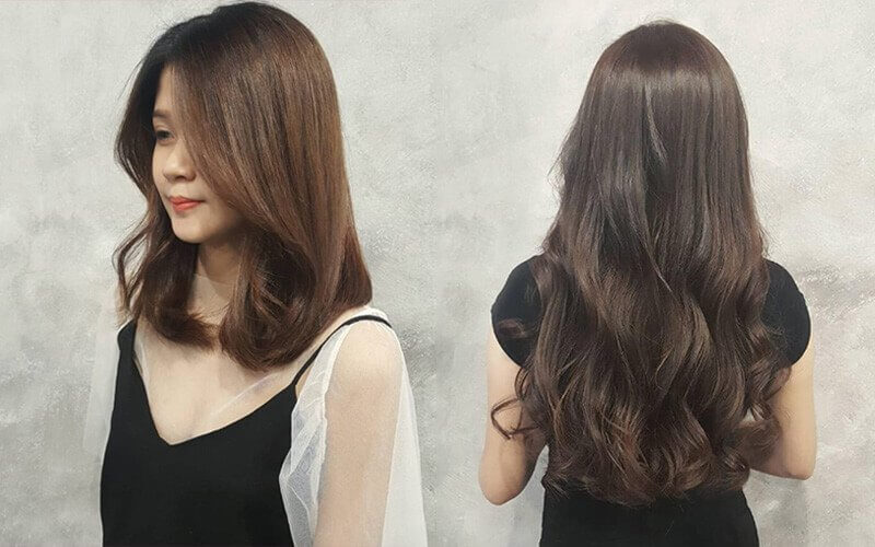 L'Oréal Hair Colouring with Wash, Blow, and Style for 1 Person