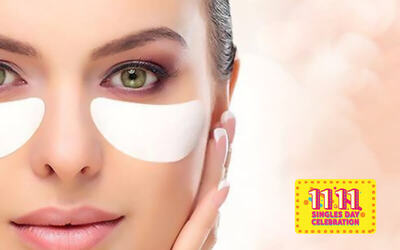 [11.11] 45-Minute Eye Scraping Treatment for 1 Person