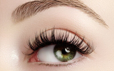 Korean Classic Eyelashes Extention + Free Masker Mata + Free Mascara Wand