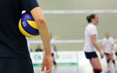 Volleyball Lessons for 1 Adult (2 Sessions)