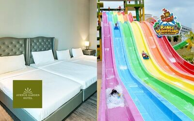 Bangi: 2D1N Stay in Family Quad Room with Breakfast + Bangi Wonderland Themepark Pass for 4 People