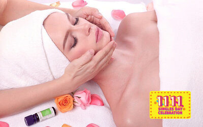 [11.11] 90-Minute Signature Customised Energising Facial for 1 Person