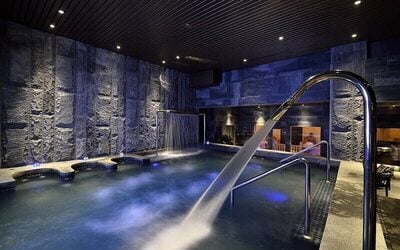 24-Hour Aqua Spa Access for 4 People