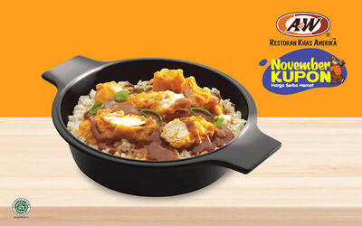 November Coupon:  Blackpepper Chicken Mixbowl™ untuk 1 orang