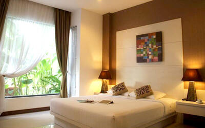 Kuta: 2D1N Three Bedroom Residence (Room Only)