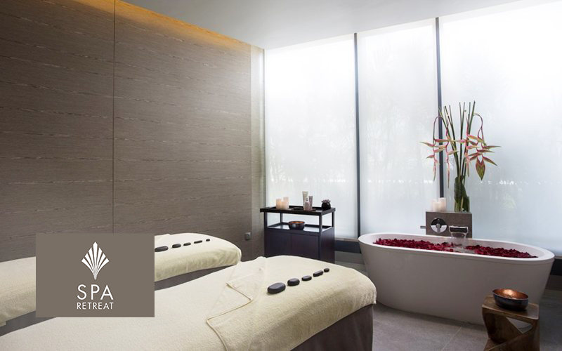 2 Hours and 15 Mins Hotel Spa Tranquility Retreat for 1 Person