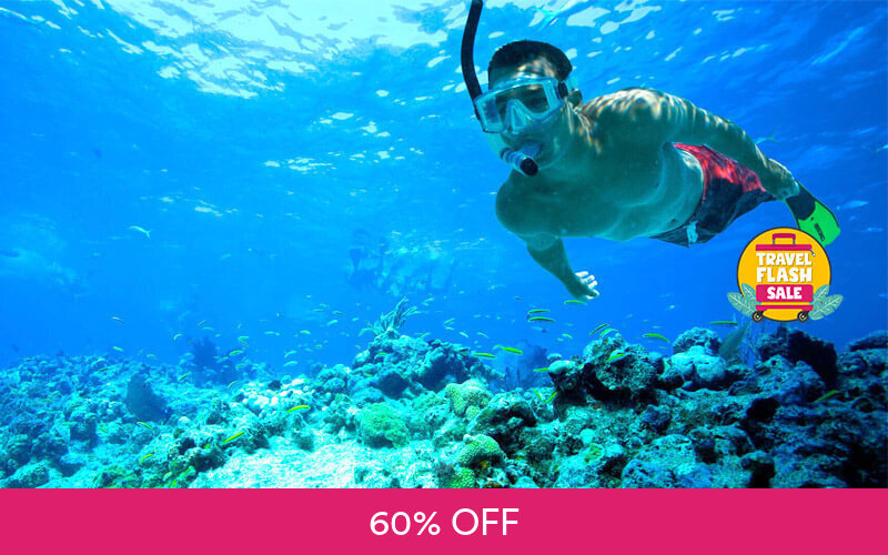 [FLASH SALE] Tanjung Benoa: Snorkling