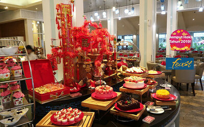 [#FaveCNY] Chinese New Year Dinner Buffet
