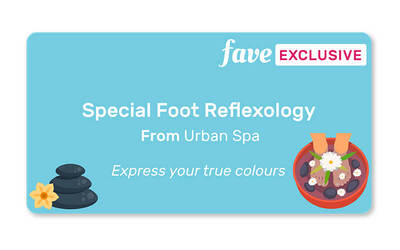 (6-Session Package) 1-Hour Foot Reflexology for 1 Person