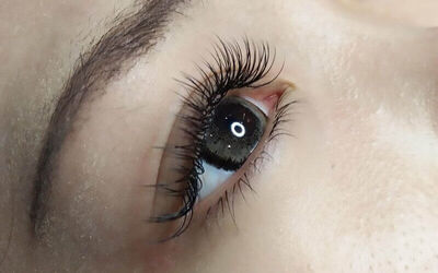 200-Piece 3D Eyelash Extensions for 1 Person