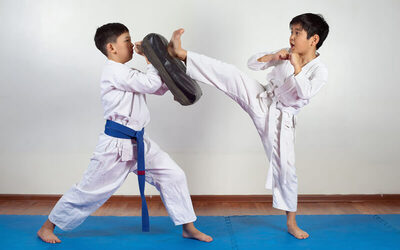 1-Month Fundamental Taekwondo Class for 1 Child