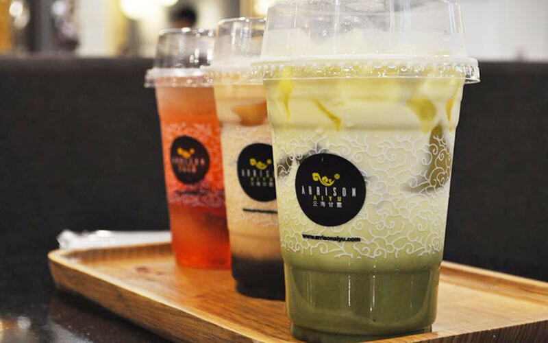 RM15 Cash Voucher for Aiyu Desserts and Drinks
