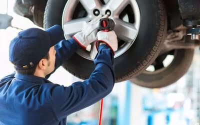 Perawatan Balancing 4 Roda untuk Mobil Besar