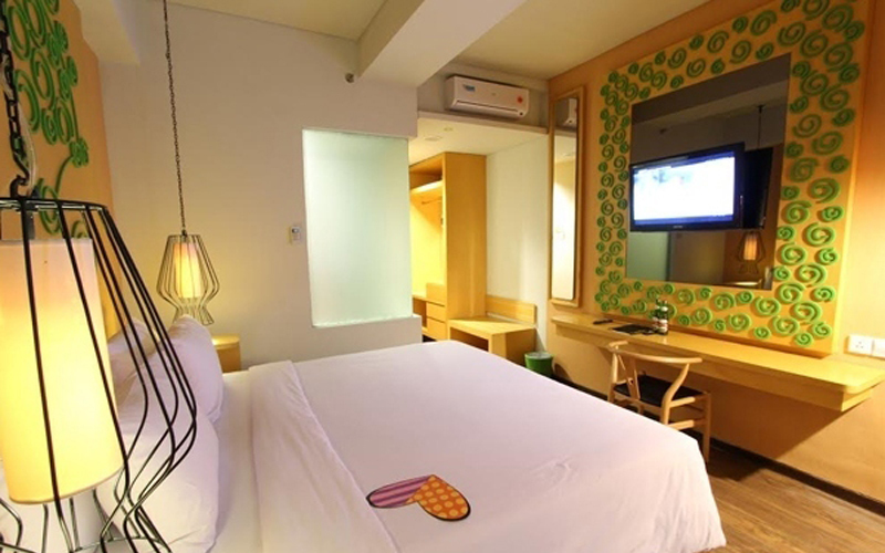 Legian: 4D3N in Happiness Room (Room Only)